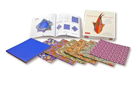 Origami Kit - amazing origami kit tuttle publishing