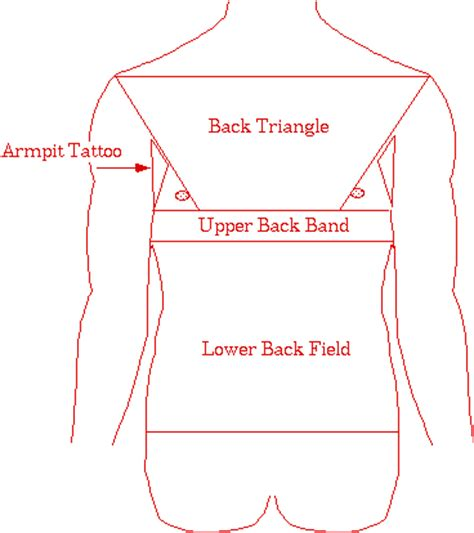 tattoo upper back pain level upper back tattoo pain tattoo collections