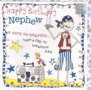 pirate nephew birthday card karenza paperie