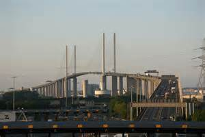 panoramio photo of the queen elizabeth ii bridge