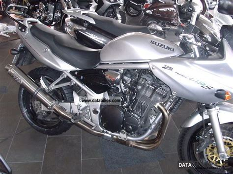 2002 Suzuki Motorcycles 2002 Suzuki Bandit 1200