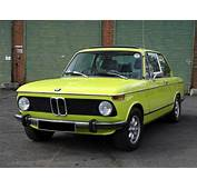 1973 BMW 2002  Hagerty – Classic Car Price Guide