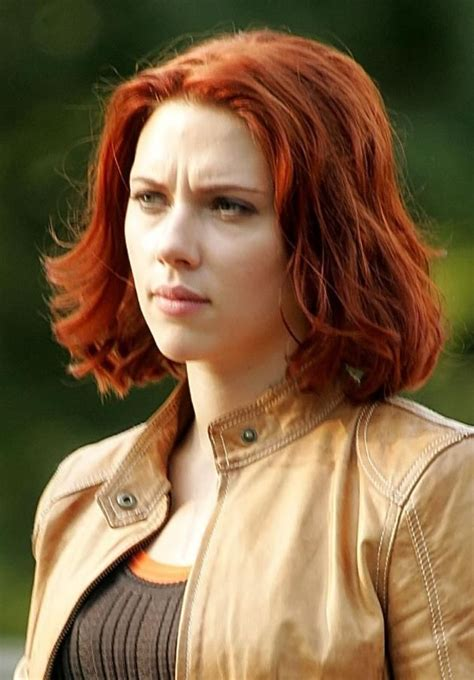 Light Red Hair Dye by Best 25 Scarlett Johansson Red Hair Ideas On Pinterest