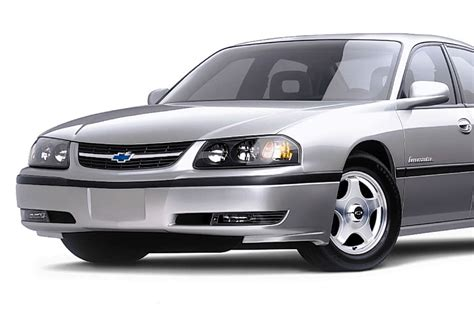 2001 chevrolet impala overview cars
