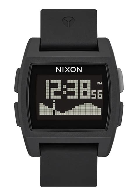 Nixon Digital Stainless Black Gold s digital watches nixon watches and premium accessories
