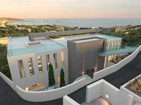 moderne luxusvilla moderne luxusvilla meerblick und pool in santa ponsa