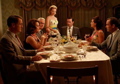 vintage suburbia  mad  mad men dinner party part  invitations menus  trivia