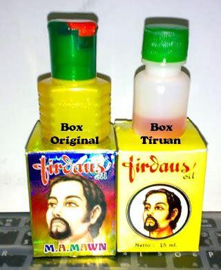 Minyak Firdaus pengganti firdaus perangsang misai janggut dan rambut