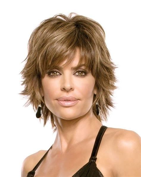 stars with shag hairstyles lisa rinna hairstyle pics and haircuts on pinterest