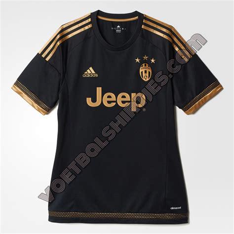 Jersey Juventus 3rd 15 16 juventus third kit 2016 juventus maglia gara third 15 16