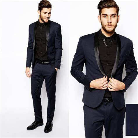 E Celana Panjang Chino Hugo Gold Original 2015 formal dress suits fashion black navy business suit wedding suits mens tuxedos