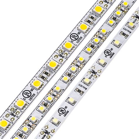 Led Light Strips Led Tape Light With 36 Smds Ft 1 Lighting Strips Led