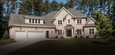 custom luxury homes builder raleigh cary forest nc