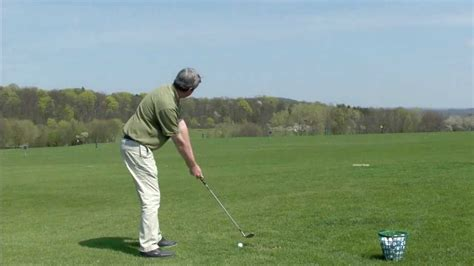 flat golf swing video single plane axis golf swing demo best online golf