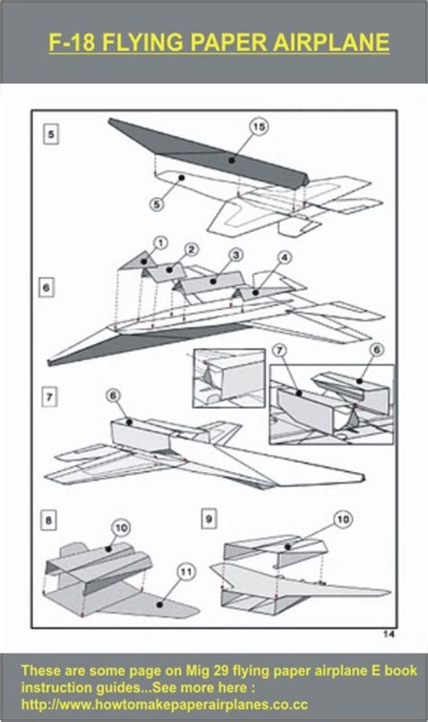 How To Make A Great Flying Paper Airplane - f 18 blue flying paper airplane by