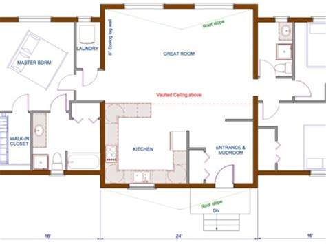 square kitchen floor plans modern small house plans modern house floor plans 3000 square foot modern open floor house