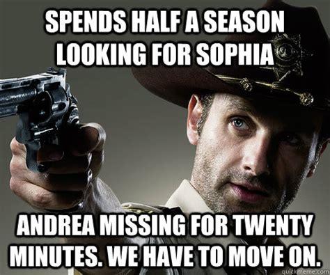 Walking Dead Meme Season 1 - the walking dead season 5 page 111 the ill community