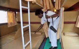 ksrtc s sleeper coach flagged karnataka