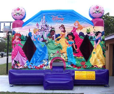 disney bounce house bounce houses happy kids inflatables