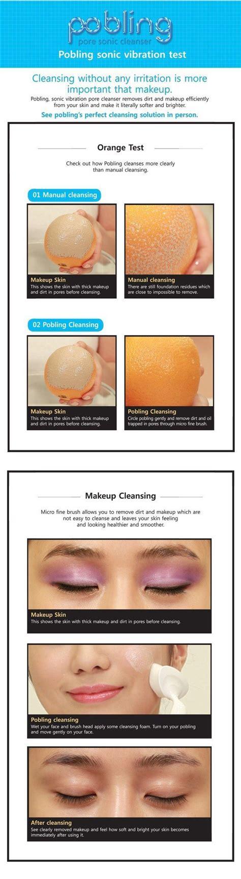 Pembersih Muka Natur E pobling excellent pore cleansing effect enhance skincare