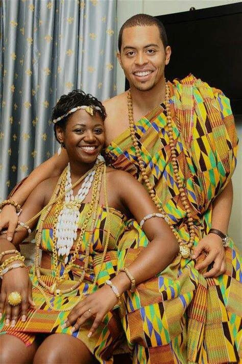 ghana most beautiful afiba wedding 127 best images about african s couple attire beautiful