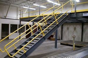 Osha Industrial Stairs osha standard for stairs