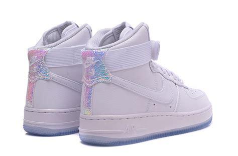 Nike Free 5 0 Pink 3671 by 2017 New Nike Air 1 Af1 Hi Prm White 654440 105 Mens
