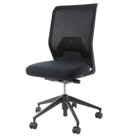 Id Mesh by Vitra Id Mesh Office Chair Backrest Mesh Seat