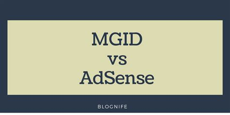 adsense vs network mgid vs adsense cpm rates payments and earning reports