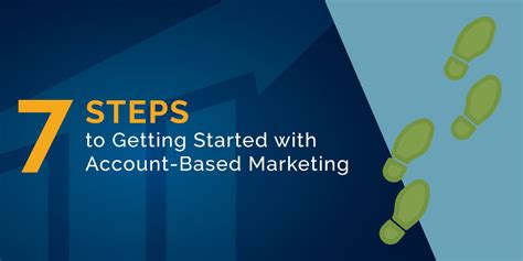 7 Steps To Getting A Leaner This Summer by 7 Steps To Getting Started With Account Based Marketing