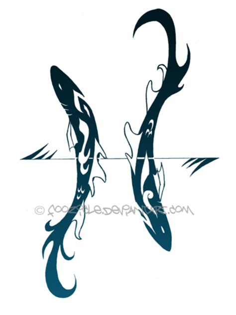 pisces and taurus tattoo tattoos on 37 images on leo tattoos pisces