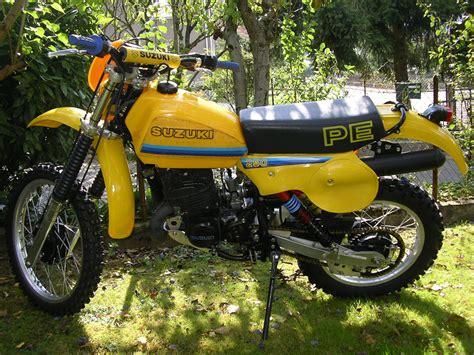 1977 Suzuki Pe 250 1977 Suzuki Ts 125 Pics Specs And Information