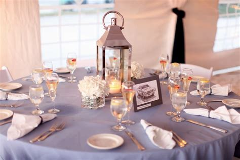 simple wedding reception table decorations ideas