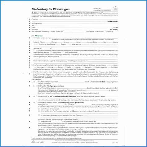 mietvertrag wohnung mietvertrag wohnung invitation templated