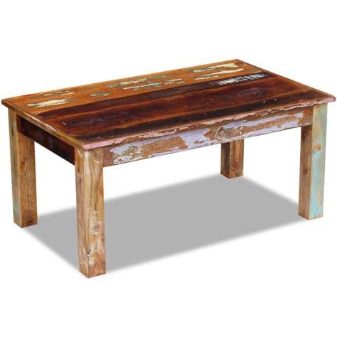vidaxl co uk vidaxl coffee vidaxl coffee table solid reclaimed wood 100x60x45 cm vidaxl co uk