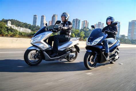 Pcx 2018 Novidades by L 237 Der De Mercado Honda Pcx 2018 Chega Em Novas Cores