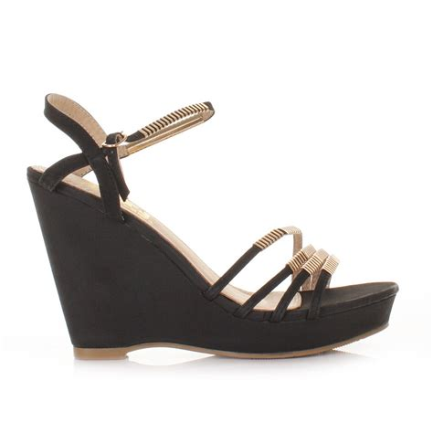 Best Seller Wedges On 02 Wedges black strappy wedges sandals www imgkid the image kid has it