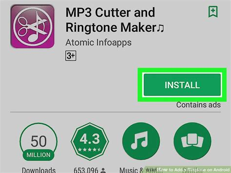 how to add ringtones to android how to add a ringtone on android with pictures wikihow