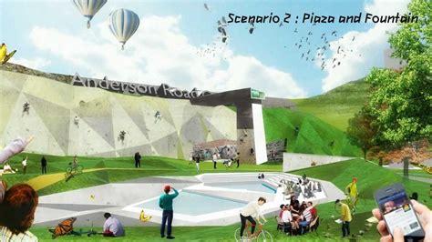 emerald park design ideas for quarry park youtube