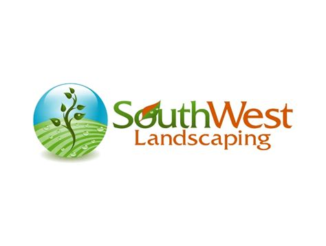 landscaping logo design logo company