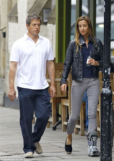 west london house hugh adlam hugh grant spotted with anna elisabet eberstein in notting