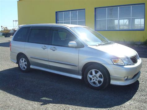 how does cars work 2001 mazda mpv user handbook 2001 mazda mpv wallpapers 2 5l gasoline automatic for sale