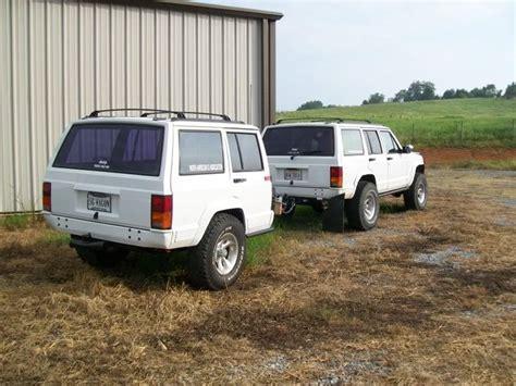 Jeep Grand Trailer Xj Trailer Jeep Xj Mods