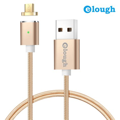 high micro usb charger elough 2 4a fast charging high magnet charger micro usb