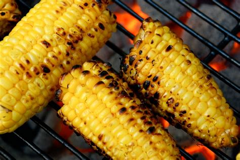 grilling corn on the cob good cooking