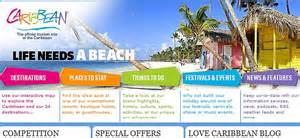 the best websites on the internet caribbean holidays the best websites for an escape to