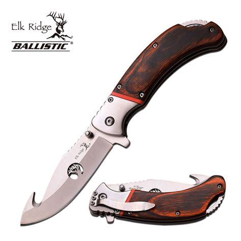 porto d armi costo totale knife coltello elk ridge 162hb da caccia pesca survivor