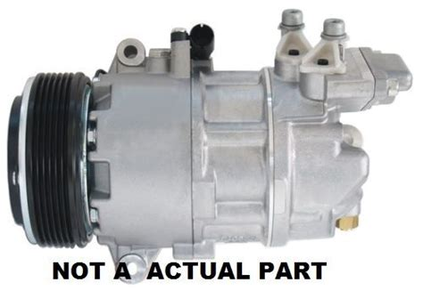 air conditioning a c compressor fit bmw e39 e38 e46 x5 e36 e60 e30 e70 x3 e83 ebay