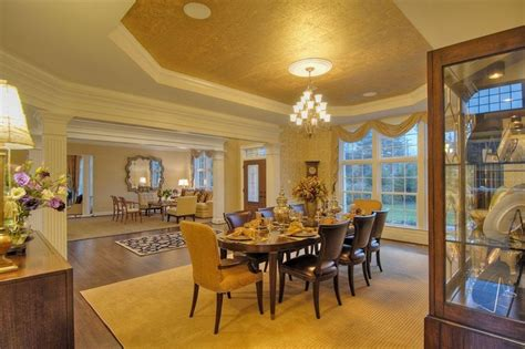 Dining Room Tray Ceiling by Dining Room Tray Ceiling Casa