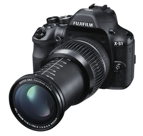 Kamera Fujifilm Finepix S3400 Fujifilm X S1 C 225 Mara Con Zoom Largo Y Luminoso Tuexperto
